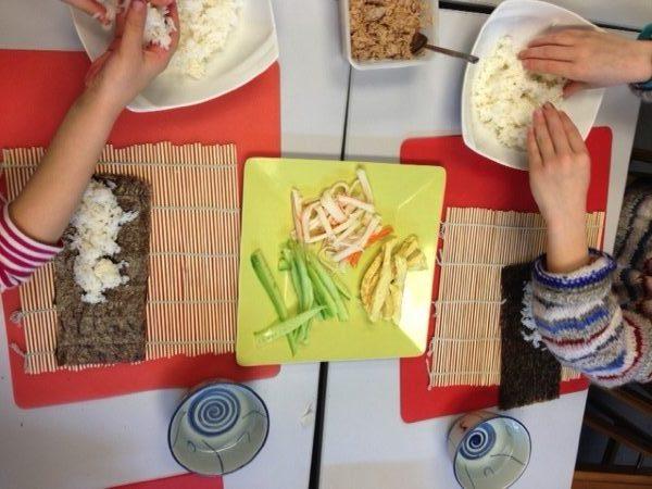 stage cuisine pour les enfants paris