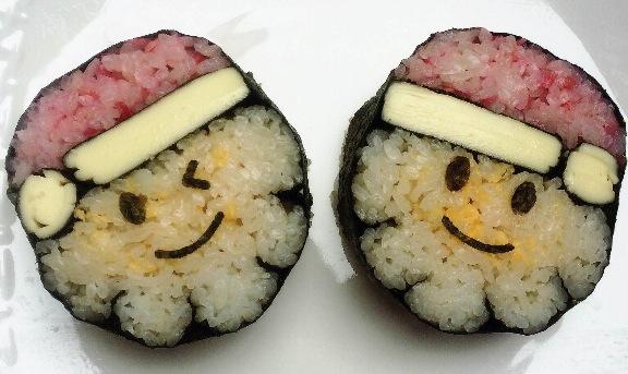 sushi-déco