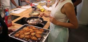 cours de cuisine japonaise