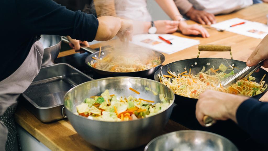 cours de cuisine japonaise paris