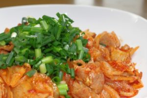 cours buta kimchi