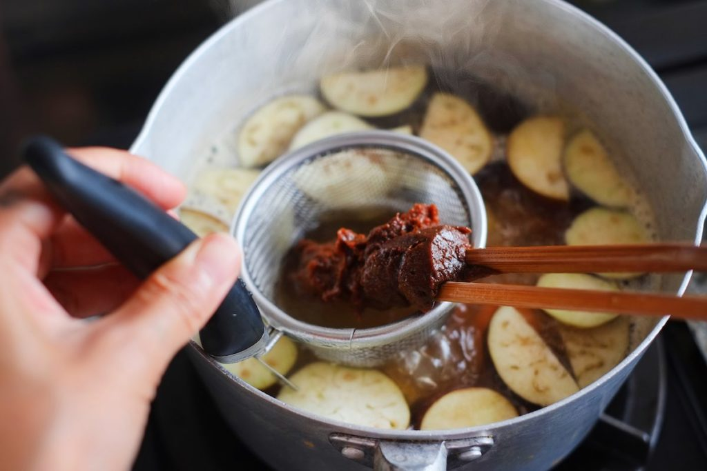 cuisiner avec le miso – web