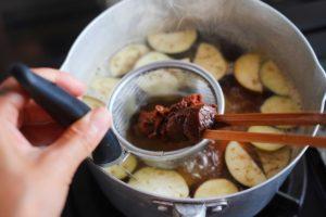 cuisiner avec le miso