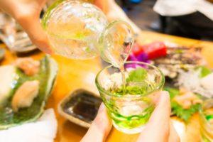dégustation de saké