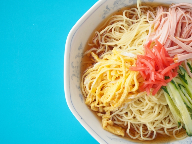 nouilles froides japonaises cours