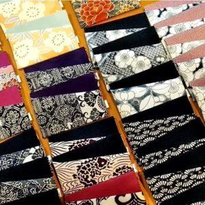 tissu ancien kimono expo espace japon