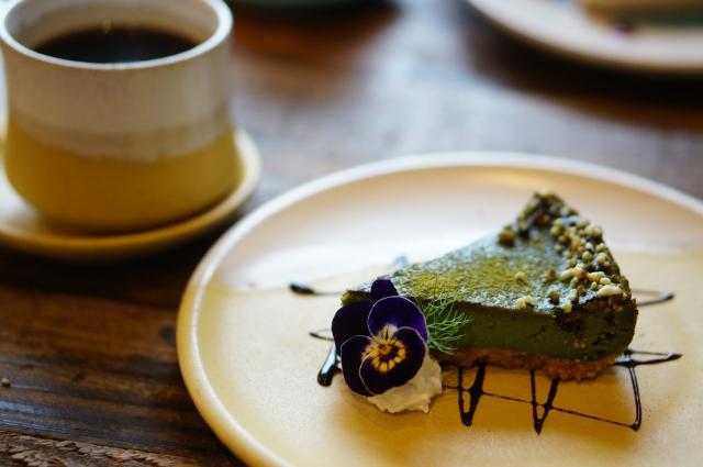 pâtisserie_japonaise_matcha_cheesecake
