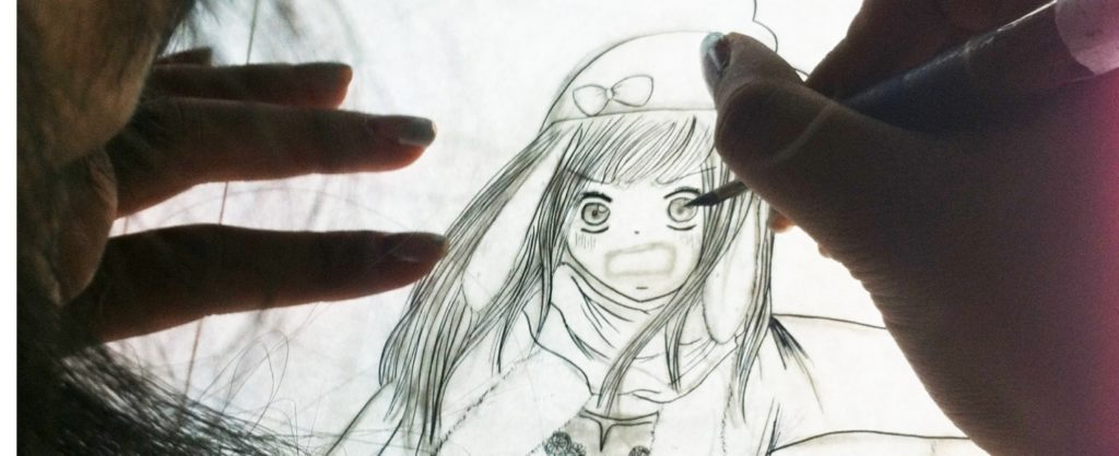 atelier dessin-manga expo