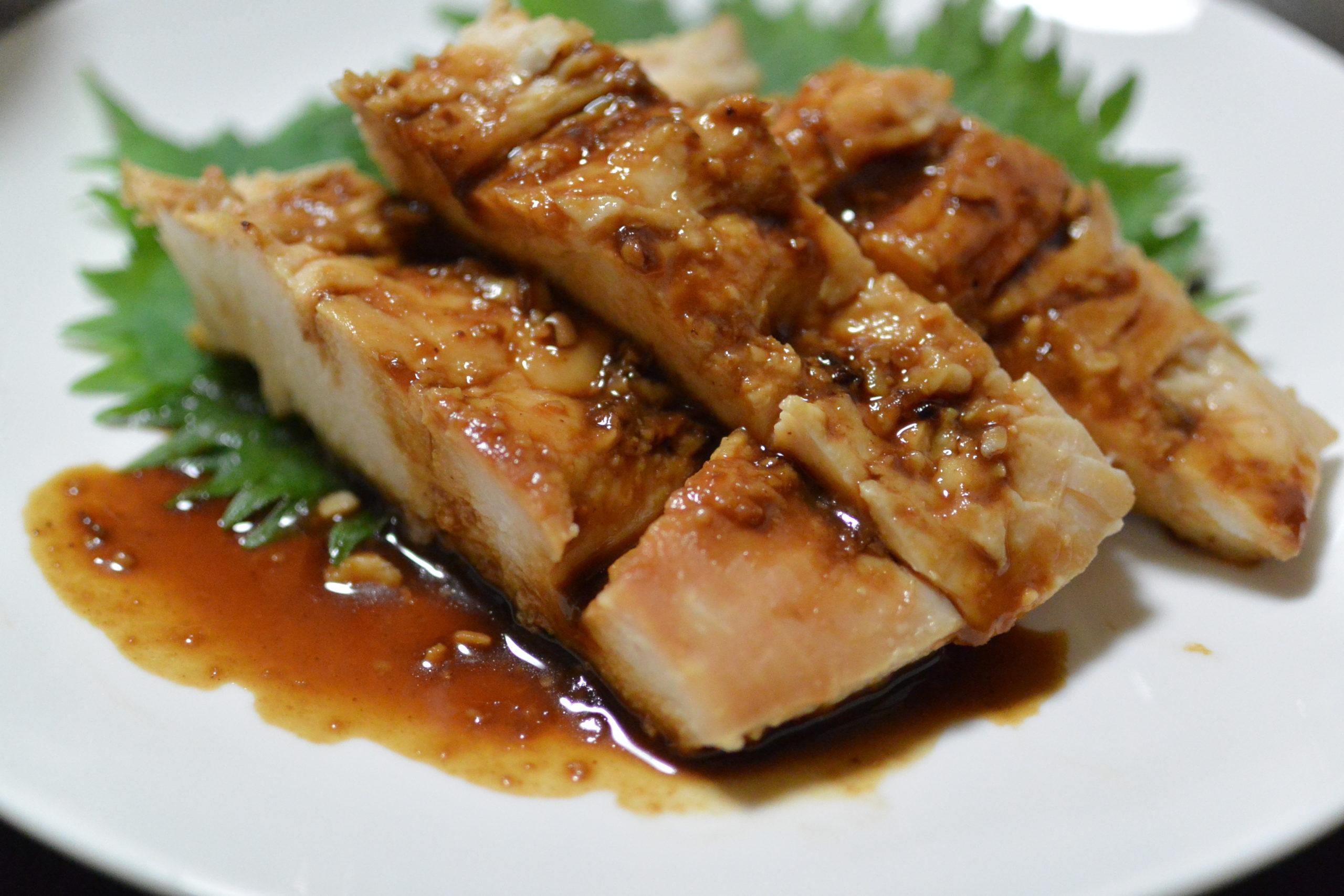 cours de cuisine en ligne poulet grillé miso