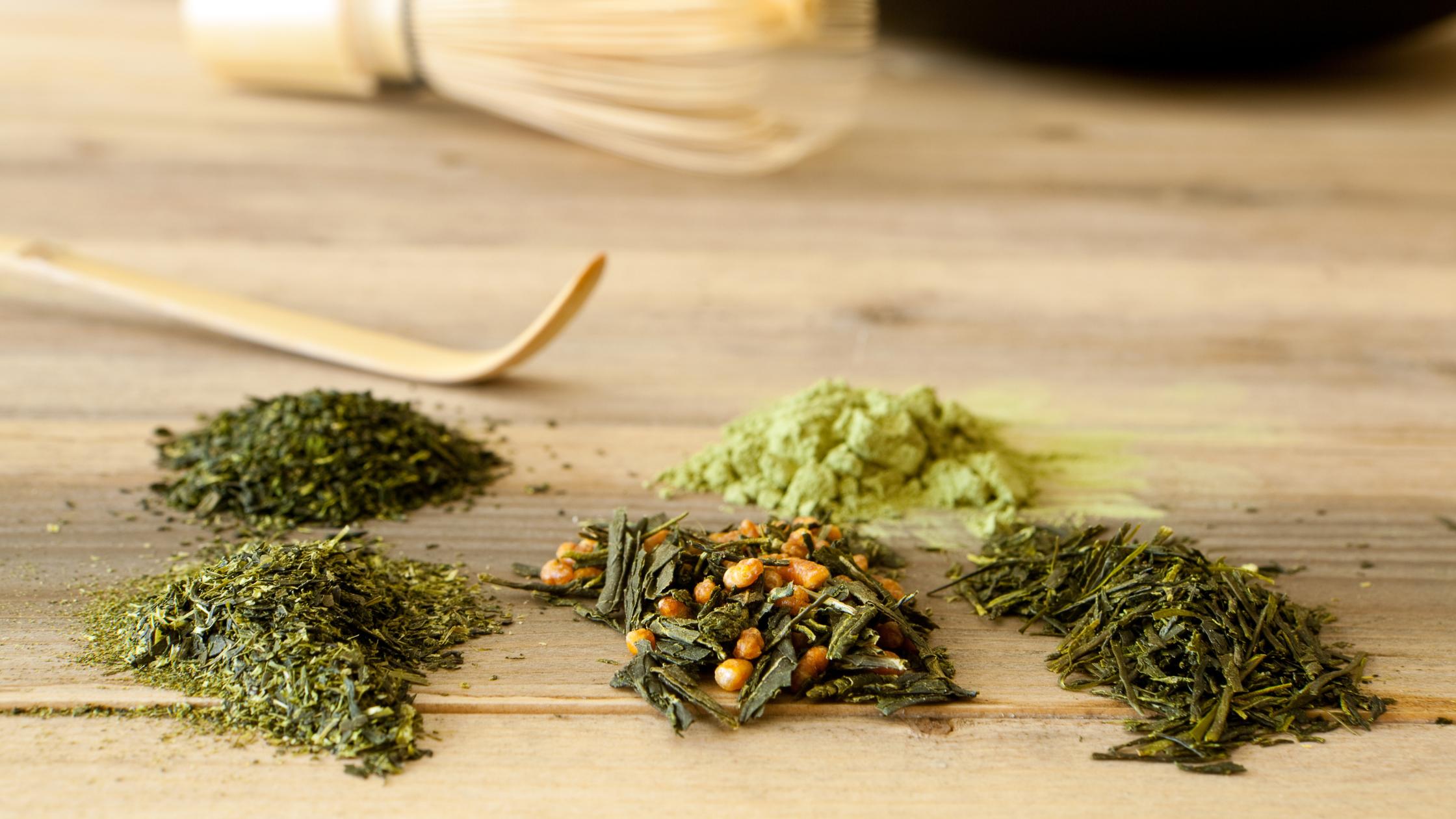 Nos ateliers de dégustation de thés