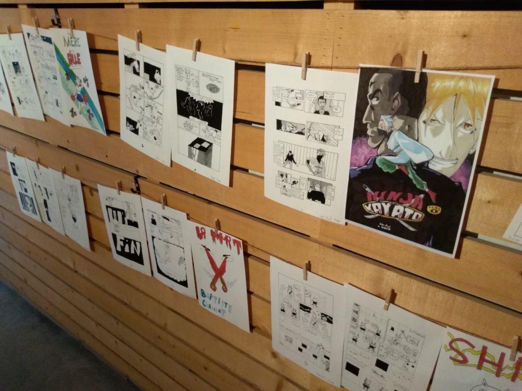 expo atelier manga